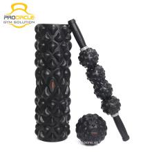 ProCircle Deep Tissue Massage Foam Roller Set