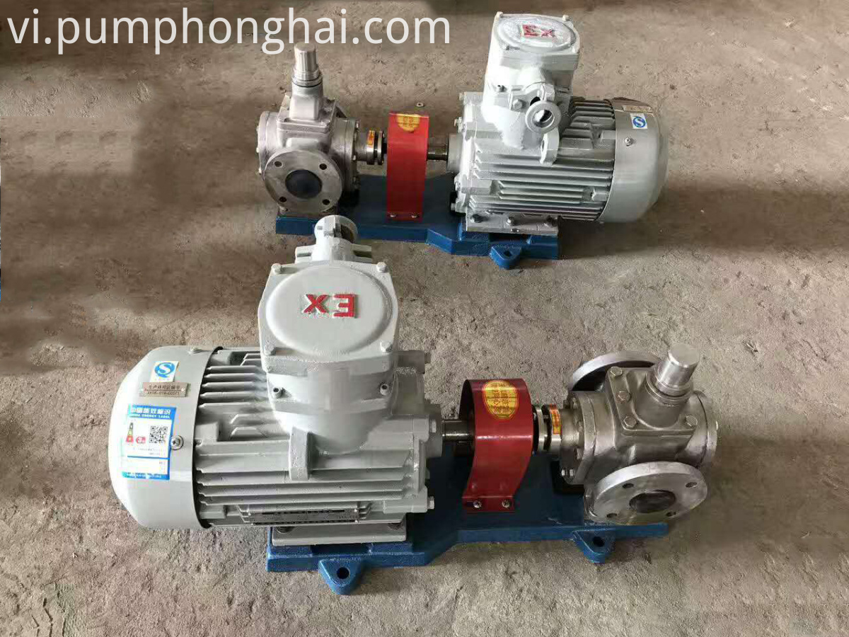 Fuel Petroleum Electric Oil Pumps
