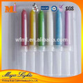 Hot selling unscented birthday candles special