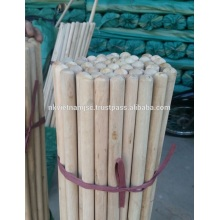 Hot Sale Cheap Natural Wooden Broom Stick