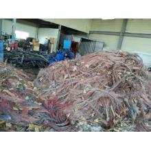 scrap electric copper cable wire recycling equipments