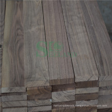 American Engineered Walnut Lumber for Unfinished Floor