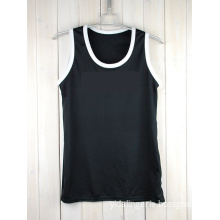 Seamless Crew Neck Tank Tops