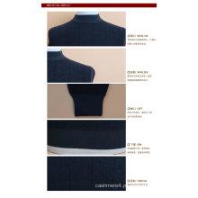 Yak lã / cashmere pulôver em torno do pescoço camisola de manga comprida / roupas / vestuário / malhas