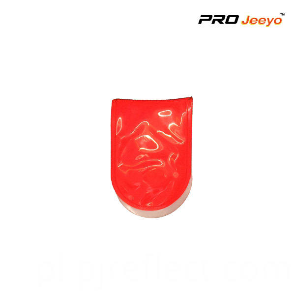 Red Led Light Magnetic Clip For Bagscj Pvc002