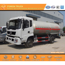 DONGFENG 4x2 LPG gas tanker truck