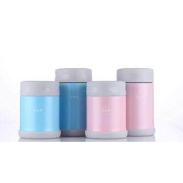 Svj 350 電子ステンレス鋼真空食品瓶 Svj 350 電子食品瓶ピンク