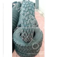 Pneu militar 750R16 preço barato china fábrica de pneus