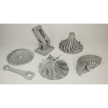 Kundenspezifische 3D-Druckteile aus Aluminiumlegierung