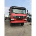 HOWO 6x4 dumper truck ZZ3257N3447A 371hp