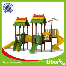 Outdoor-Kindergarten Spielplatz Ausrüstung, Vergnügungspark Ausrüstung LE-LL009