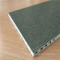 Black Color Formica Laminate Faced Honeycomb Panels
