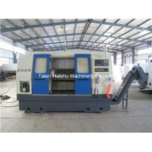 CNC Turning Center Tour CNC450b-1 et machine de fraisage / forage de Taian Haishu
