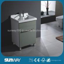 Gabinete de lavandería caliente Lavabo de lavado moderno (SW-LC008)