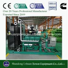 Groupe électrogène de gazéification de la biomasse 100kw ou Genset