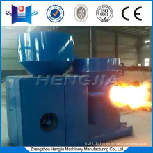Biomass burner for dryer equipment