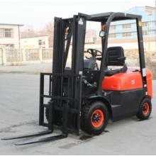 Chariot élévateur diesel de 1,5 tonnes (hauteur de levage de 3,3 mètres)