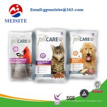 Пища класса Doypack Dog Treats Упаковка Сумка / Мешок для продуктов для домашних животных