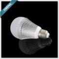 6W luz de bombilla LED regulable de aluminio