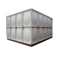1000x500mm Réservoir de stockage d'eau de plaque d'acier émaillé