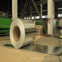 bobine en aluminium de haute qualité