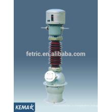 Высокого напряжения Нефть погруженных типа Кема тест 132kv трансформатор тока