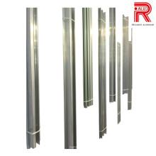 Chine Aluminium / Aluminium Fenêtre / Porte Profils pour Train