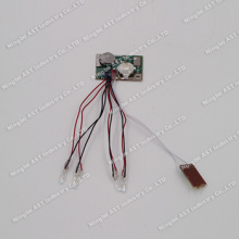 LED-Beleuchtung, LED-Blinklicht, LED-Module für Pop-Display