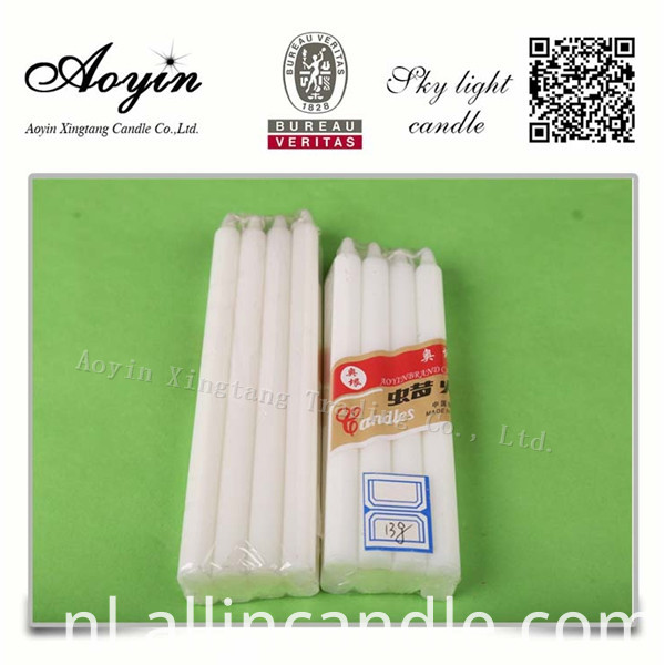 CHEAP WHITE CANDLE029 - (2)