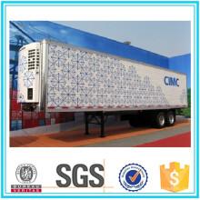 Remolque refrigerado refrigerado del camión del semi remolque de Cimc los 13m 30tons