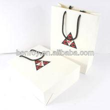 ламинированные подарка бумажный мешок для покупок