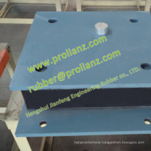Lead Rubber Isolator to Thailand