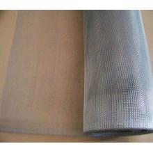 Pantalla galvanizada de la ventana, pantalla galvanizada de la ventana del alambre del hierro, red galvanizada
