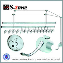 SZ12-05 Robe en tissu à rayures en acier