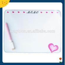 Daily write shopping list fridge magnets