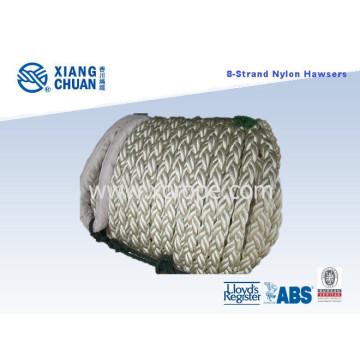 Cuerda de nylon de 8 hilos