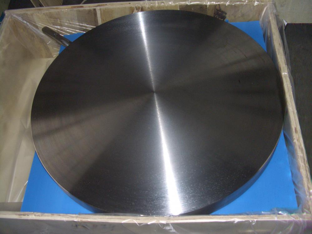 NPTF Thread Flange