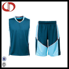 Hot Sale Youth Quick Dry Professional Man′s Basketball Uniforms
