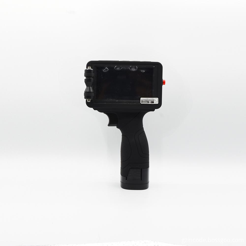 Thermal Inkjet Handheld TIJ Printer