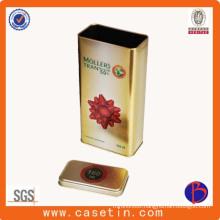 Wholesale Custom Printed Tin Box, Round Cookie Tin Box