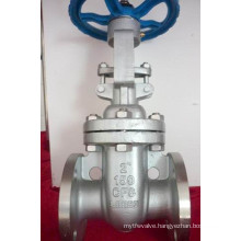 Rising Stem ANSI/API Gate Valve for Industry Use