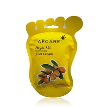 Private Label Best Effective Organic Natural Hydrating Nourishing Moisturizing Peeling Exfoliating Beauty Foot Exfoliating Mask