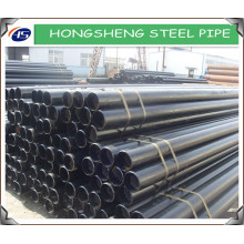 black High Polymer Anticorrosion Pipe manufacture