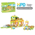 Creative Construction Building Blocks Toys