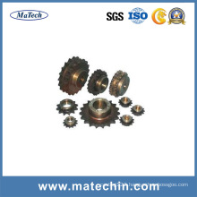 OEM Special Machined Rear Driving Forging Chain Sprocket