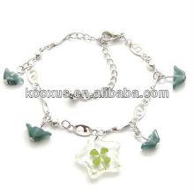Lucky Casino vier Blatt Klee Armbänder / Armband Schmuck