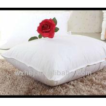 Almofada de hotel 100% algodão cor sólida