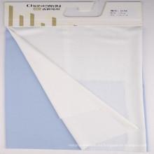 97% Polyester + 3% Spandex Cheque Spandex Tejido
