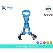 Rubber Mike Cow Tug Toy Pet Product