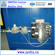 Máquina de revestimento da linha de pintura (queimador de óleo)